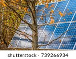 Large Solar Power Panel With...