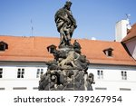 Statue Of St. Ludmila For...