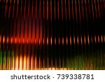 multicolored abstract... | Shutterstock . vector #739338781
