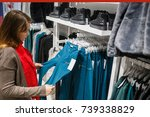 shopping  fashion  sale   style ...   Shutterstock . vector #739338829