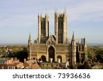 Lincoln Cathedral  Also Known...