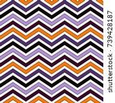 Chevron Diagonal Stripes...