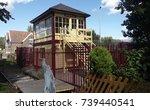 Restored Warmley Station Signa...