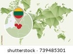 infographic for lithuania ...