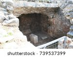 traditional jail of paul  this... | Shutterstock . vector #739537399