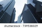 common modern business...   Shutterstock . vector #739538329