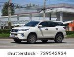 chiang mai  thailand  october 6 ... | Shutterstock . vector #739542934