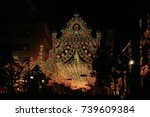 kobe  japan | Shutterstock . vector #739609384