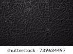Spider Web  Halloween Pattern