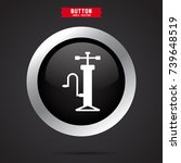 air pump icon | Shutterstock .eps vector #739648519