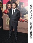 "Small photo of LOS ANGELES, CA. June 14, 2017: Edgar Wright at the Los Angeles premiere for ""Baby Driver"" at the Ace Hotel Downtown."