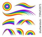 vector illustrations of... | Shutterstock .eps vector #739652071