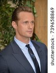 """Small photo of LOS ANGELES, CA. June 27, 2016: Actor Alexander Skarsgard at the world premiere of """"The Legend of Tarzan"""" at the Dolby Theatre, Hollywood."""