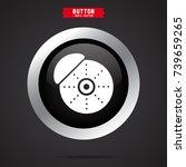 car break icon | Shutterstock .eps vector #739659265