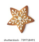 Christmas Gingerbread Cookie...