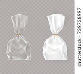 set of realistic vector... | Shutterstock .eps vector #739728997