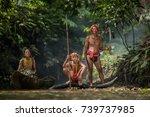 Fishing Of Mentawai.the...