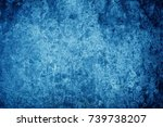 old sheet paper background... | Shutterstock . vector #739738207
