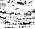 simple grain texture   Shutterstock .eps vector #739776931