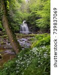 Small photo of West Burton Falls, North Yorkshire Dales