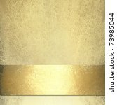 Pale Gold Background Design...