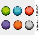 button cartoon