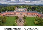 sychrov chateau  sichrow ...   Shutterstock . vector #739950097