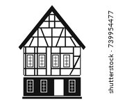 Holland House Icon. Simple...
