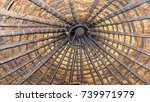 Internal Thatched Roof Of...