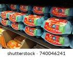 sydney  australia   october 3 ... | Shutterstock . vector #740046241