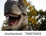 Tyrannosaurus   Prehistoric Er...
