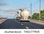 petrol tankers transport fuel