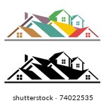 an illustration of colorful and ... | Shutterstock .eps vector #74022535