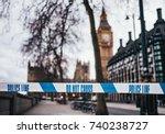 London  Crime Scene  Westminster