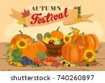 vector illustration with image...   Shutterstock .eps vector #740260897