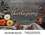 happy thanksgiving script with