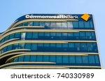 sydney  australia.   on october ...   Shutterstock . vector #740330989