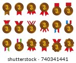 bronze medal icon   3rd place   ...