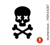 Scull And Crossbones Logo....