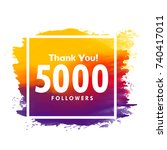 thankyou message for 5000...