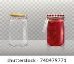 a set of vector illustrations...   Shutterstock .eps vector #740479771