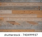 plate wall | Shutterstock . vector #740499937