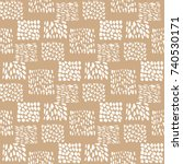decorative seamless pattern...   Shutterstock .eps vector #740530171