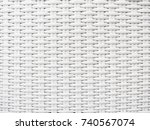 Weave Texture Wicker White...