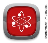 science physics icon | Shutterstock .eps vector #740589601