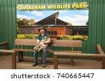 perth  australia   october 13 ... | Shutterstock . vector #740665447