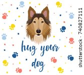 New Year Of The Dog Card...