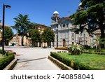 la spezia  liguria   italy | Shutterstock . vector #740858041