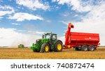 hradec kralove  czechia august... | Shutterstock . vector #740872474