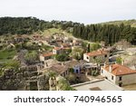 adatepe village ayvacik...   Shutterstock . vector #740946565